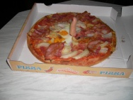 Fingerfoodpizza