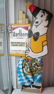 Marlboro-Mädchen