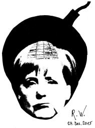 Merkelkarikatur2