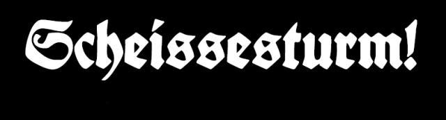 scheissesturm